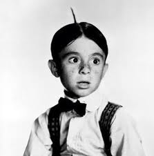 Alfalfa from the little rascals halloween costume idea