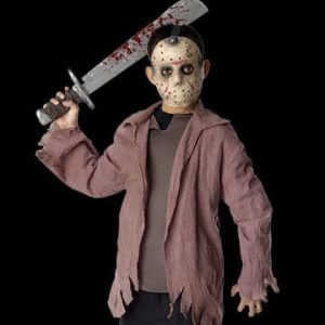 Jason Vorhees Friday the 13th costume idea