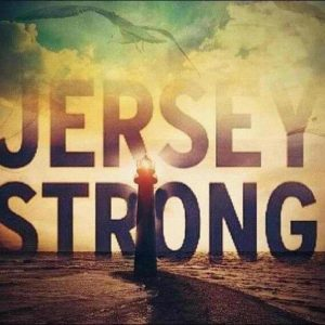 New Jersey Strong Logo For Hurricane Sandy