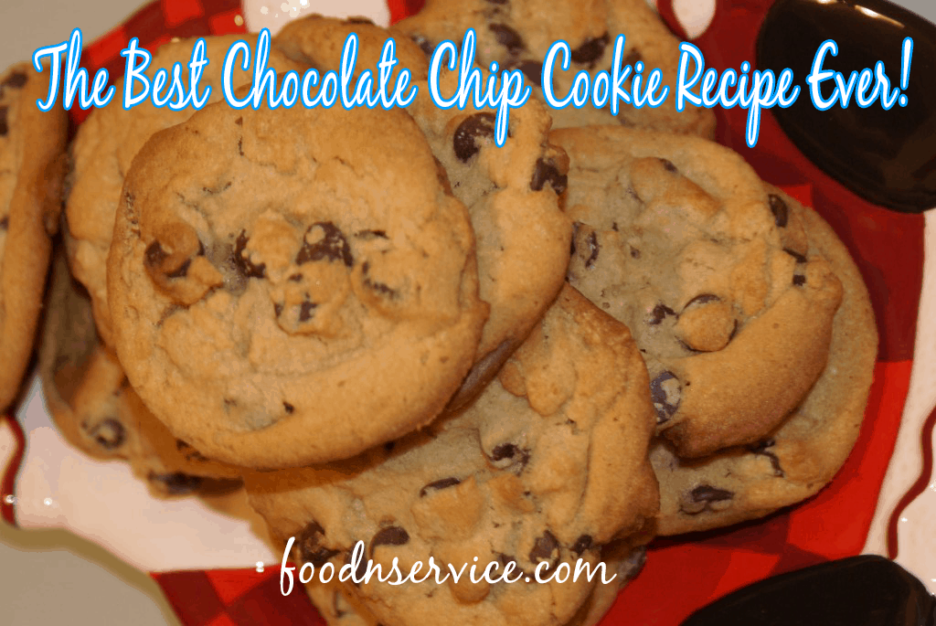 best chocolate chip cookie recipe