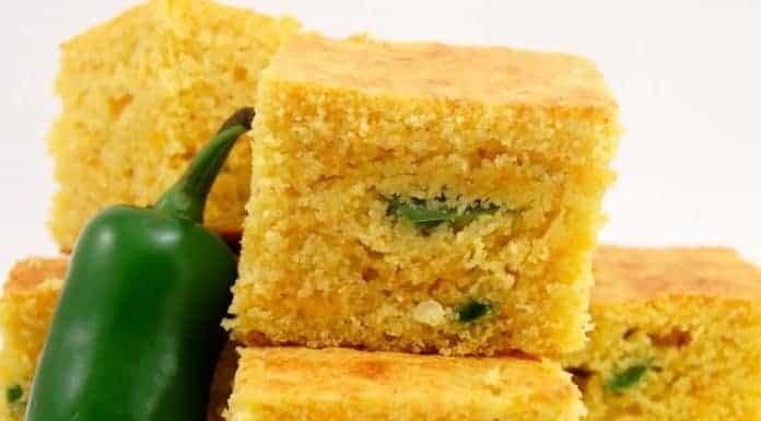 Cheddar jalapeno cornbread recipe