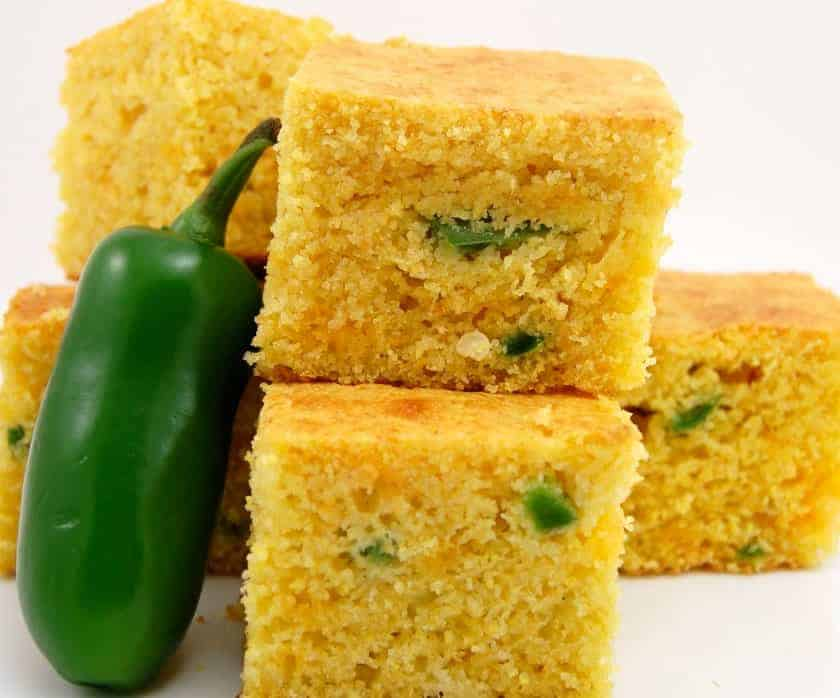 Amazing Cheddar Jalapeno Cornbread Recipe