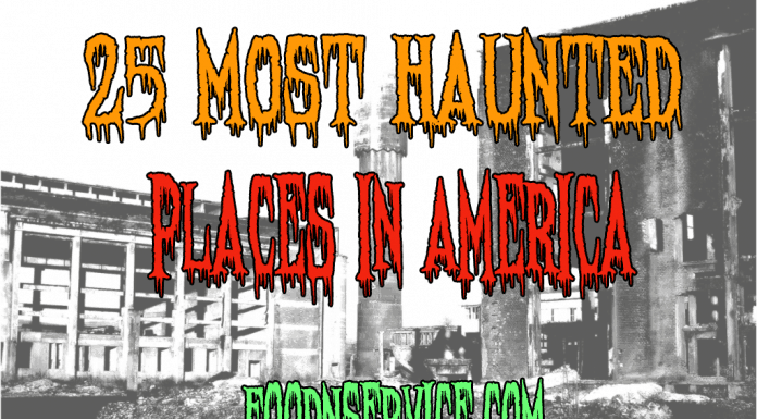 most haunted places in america