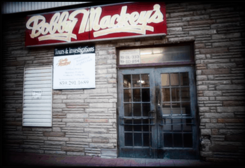 bobby mackey's most haunted place