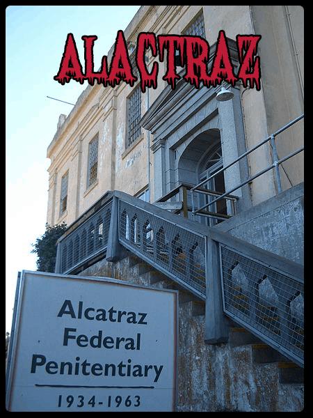 alcatraz prison haunted