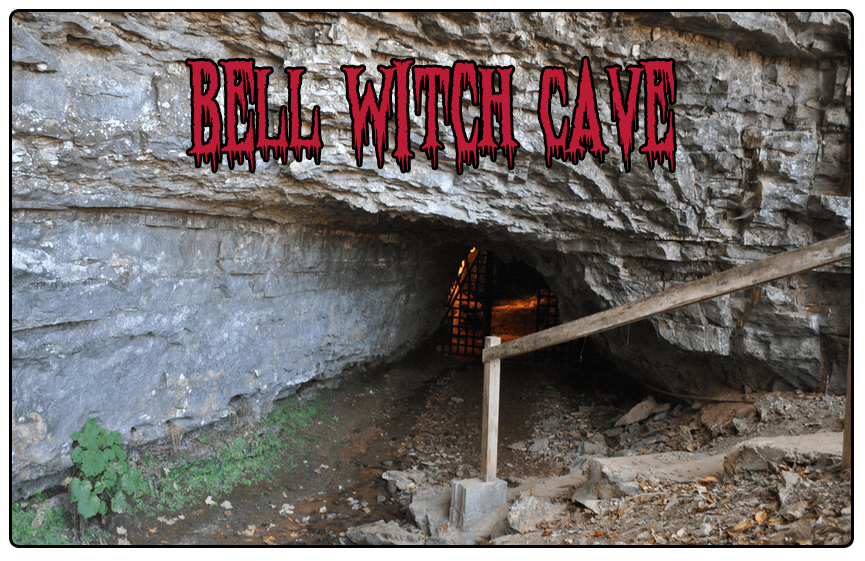 bell witch cave haunted