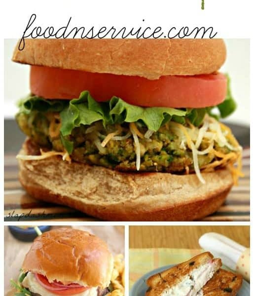 25 vegetarian sandwich recipes