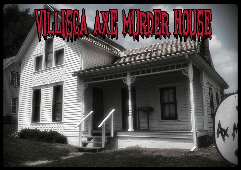 villisca axe murder house haunted