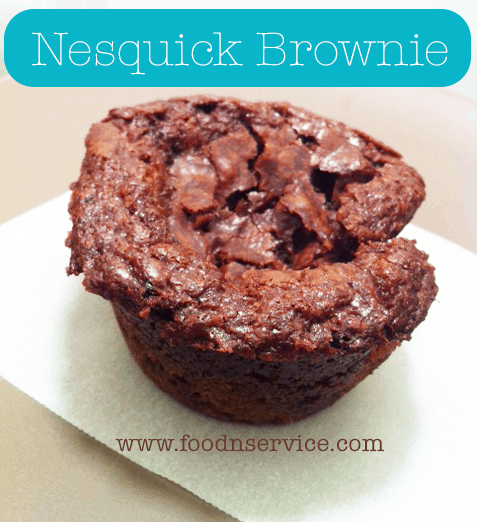 nesquick brownie recipe