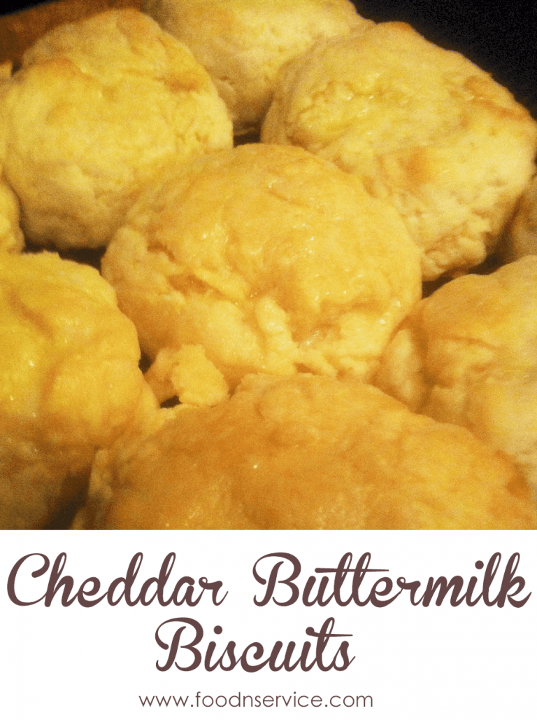 cheddar buttermilk biscuit recipe