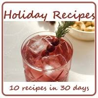 easy holiday recipes