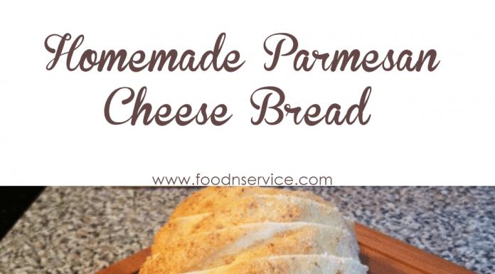 parmesan italian bread recipe
