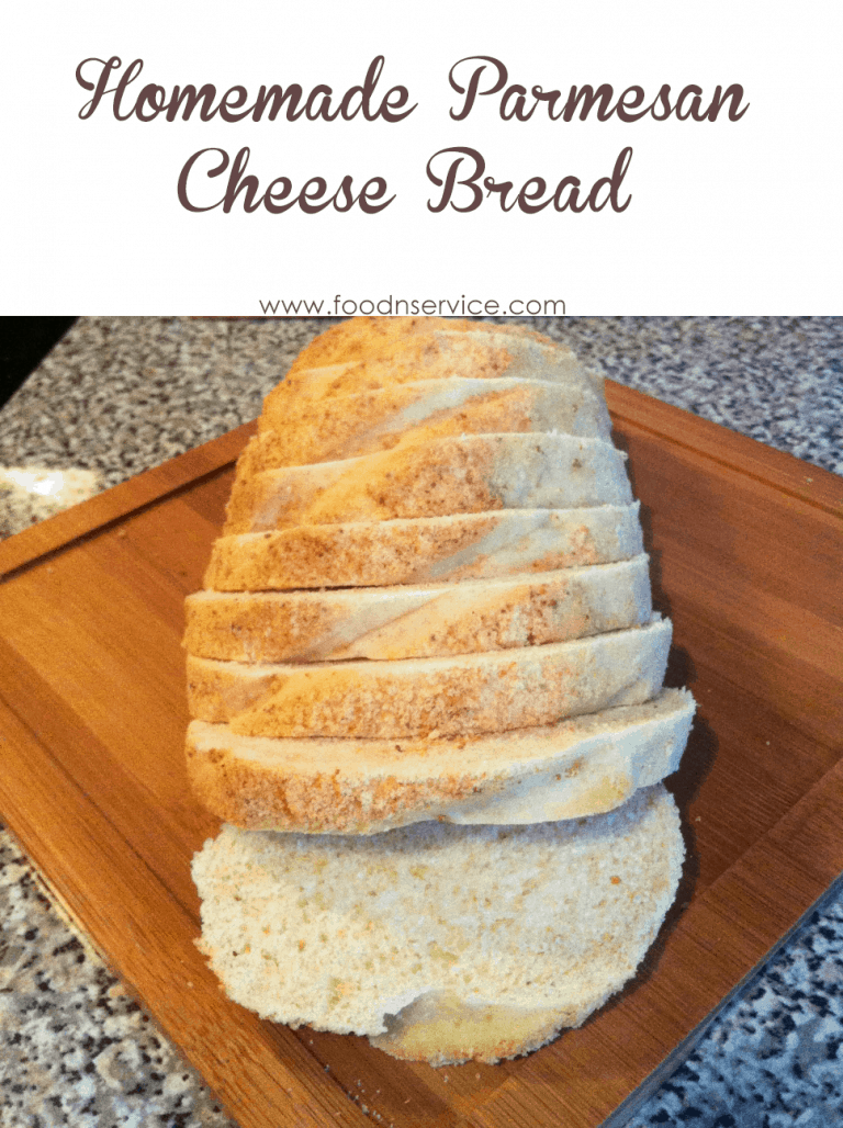 parmesan italian bread recipe