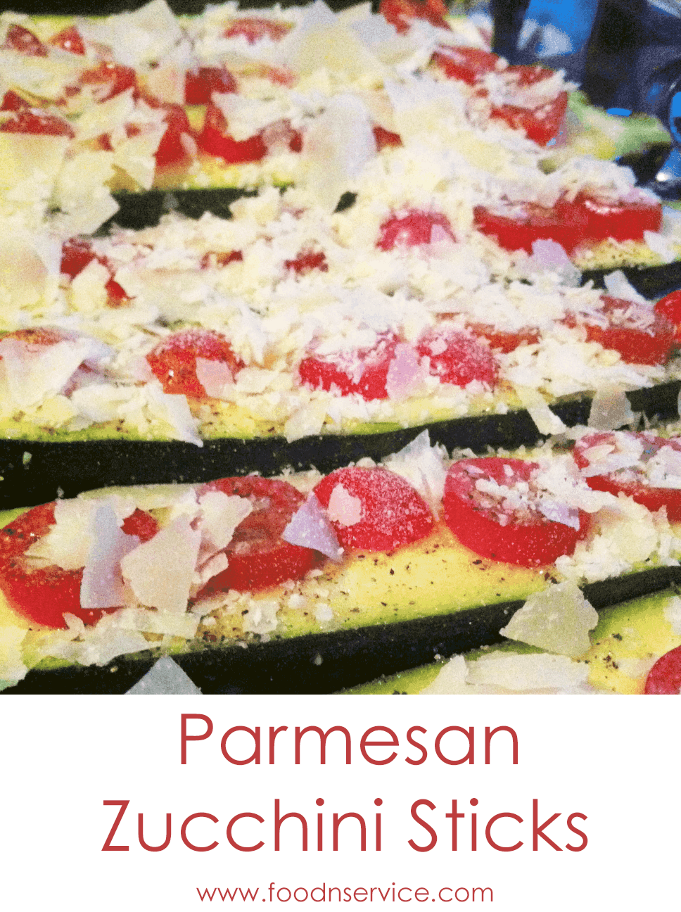 Parmesan Zucchini Sticks Recipes