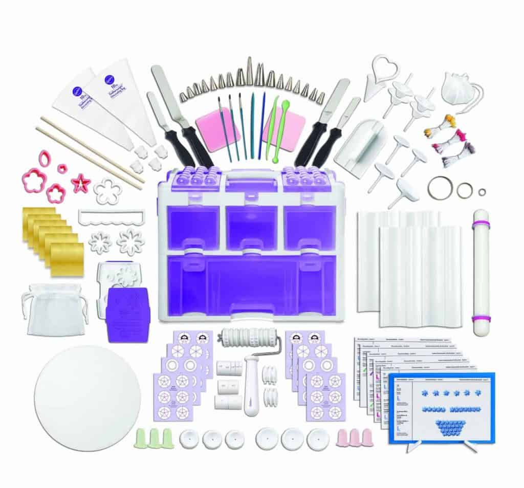 wilton professional kit