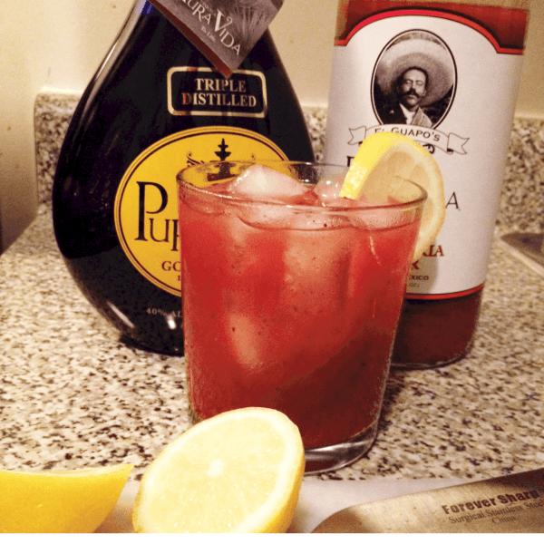 Bloody Maria Recipe using Pura Vida Reposado (Gold) Tequila #ad #sponsored