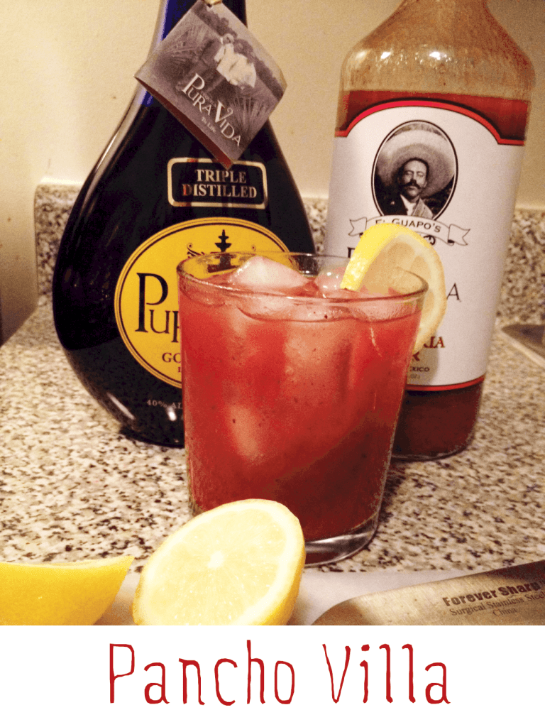 Bloody Maria Recipe using Pura Vida Reposado (Gold) Tequila #ad #sponsored