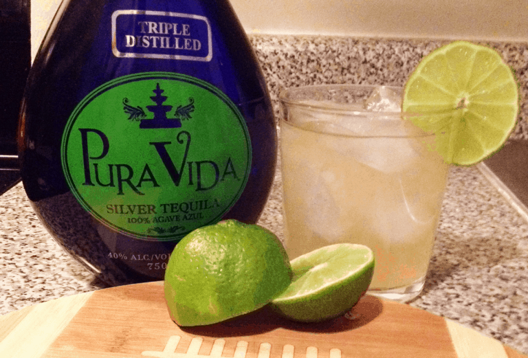 Skinny Margarita Recipe. Simple and delicious!