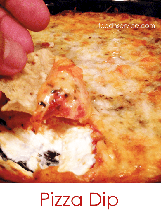 Pizza Dip Recipe
