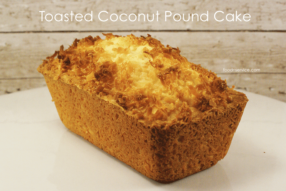 Coconut Pound Cake Recipe |