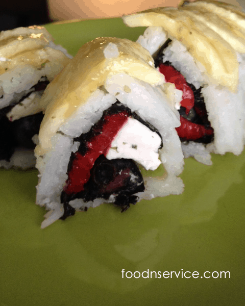 Fruit Roll Sushi Recipe