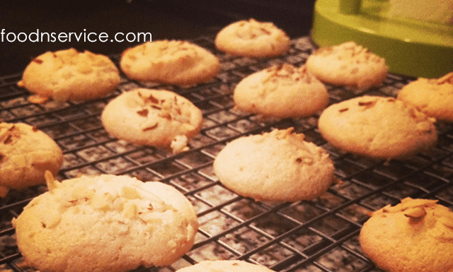 Gluten Free Almond Cookies Recipe!