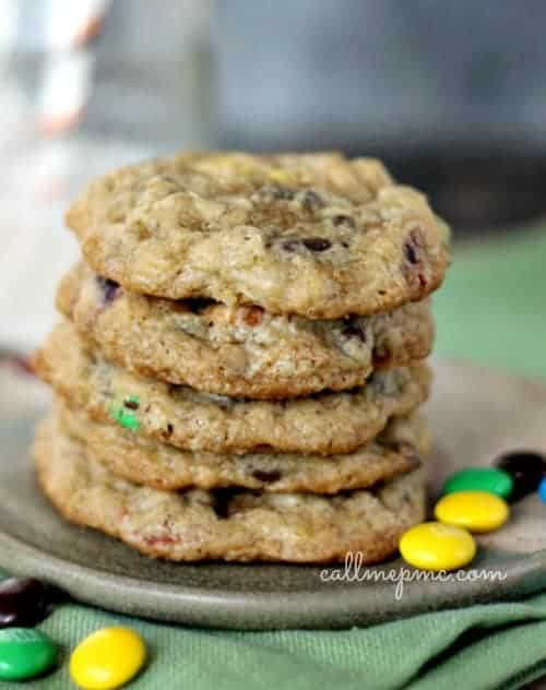Oatmeal Pretzel Chocolate Chip Cookies Recipe!