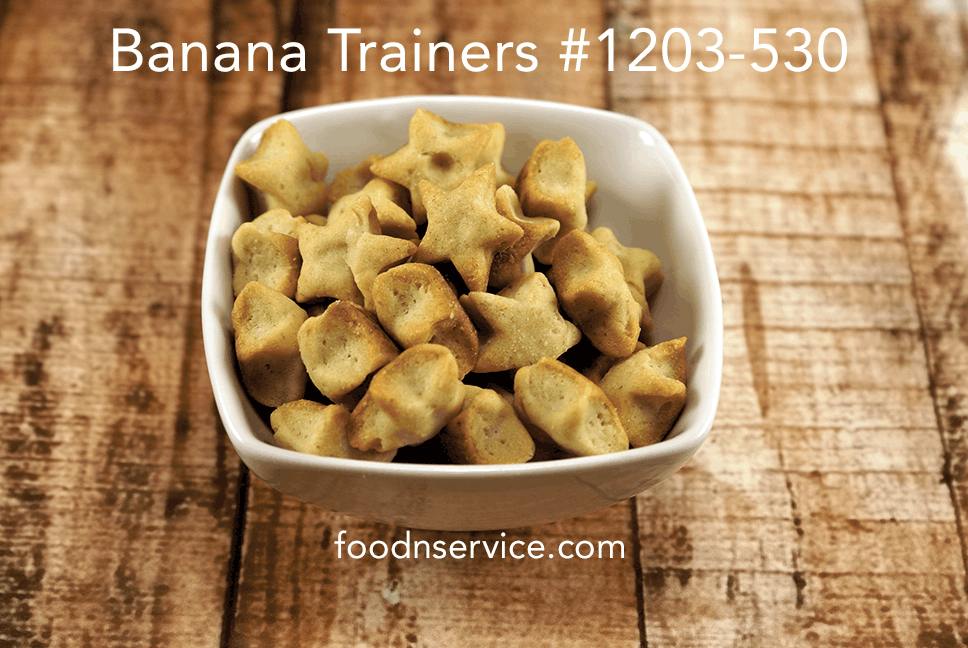 banana trainers 530