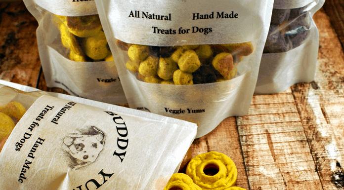 Buddy Yums All Natural Dog Treats