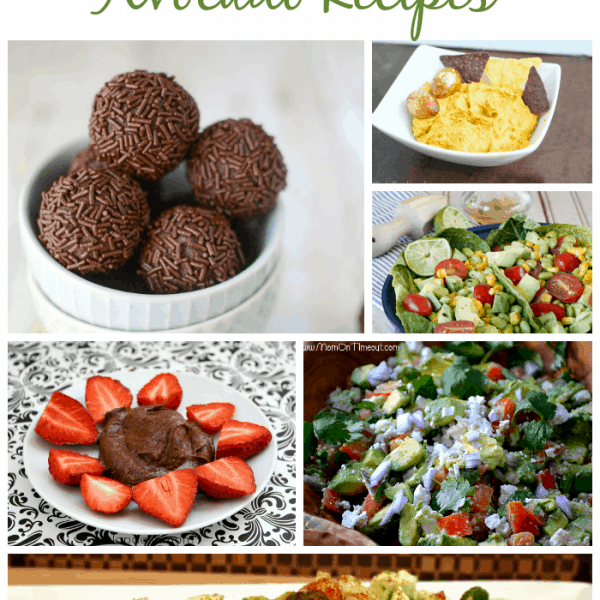 These amazing avocado recipes will be sure to win everyone over! I love all of the different uses of avocados...even for dessert!