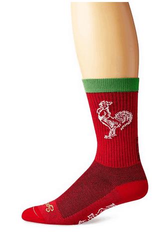 Buy Sriracha socks online!