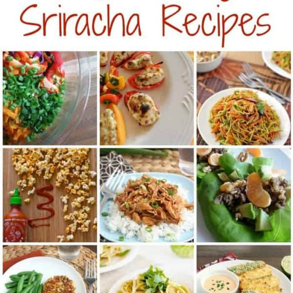 25 Sizzling Sriracha Recipes! If you love Sriracha as much as I do, then you are going to love these amazing recipes!