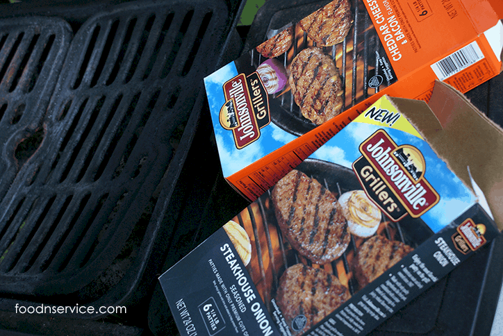 Johnsonville Grillers are adding a whole new level of flavors to your grill this year! #SausageFamily