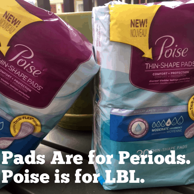 poise lbl products