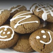 Maria Puck's Holiday Spice Gingerbread Cookies