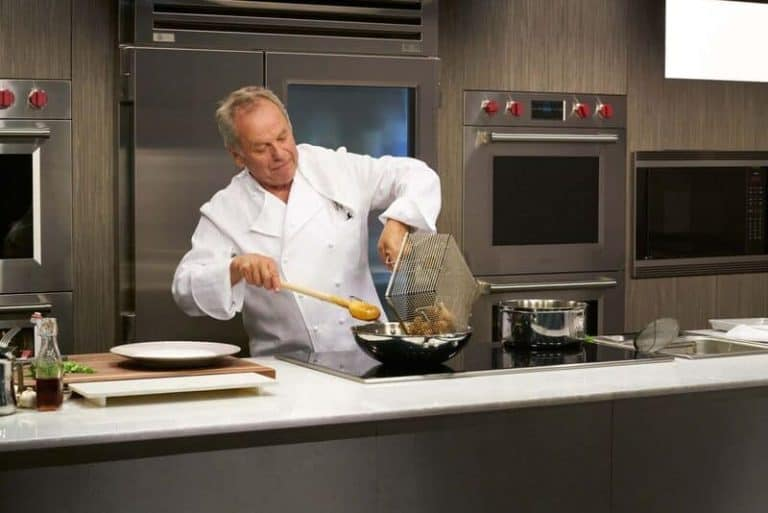 An Interview With Master Chef, Wolfgang Puck