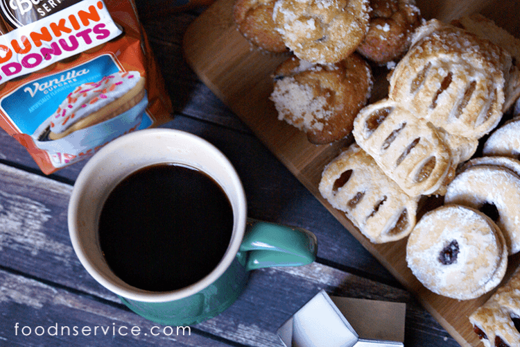 It Was Love At First Sip: Dunkin' Donuts Vanilla Cupcake Coffee
