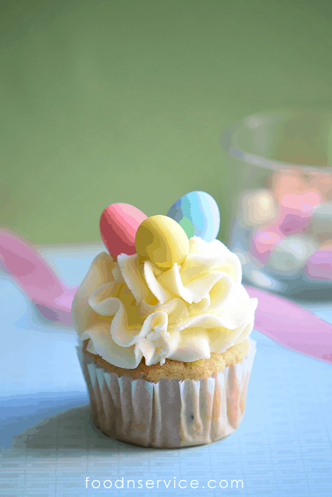 Easter Egg CUpcakes 2