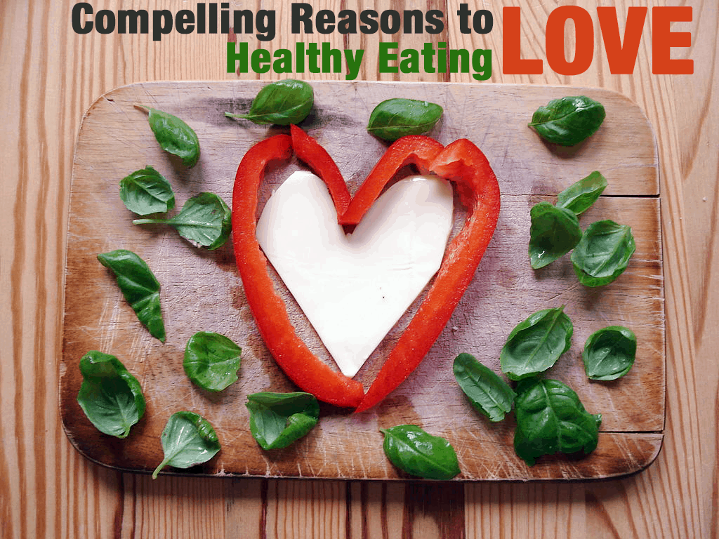 compelling reasons to love healthy cooking