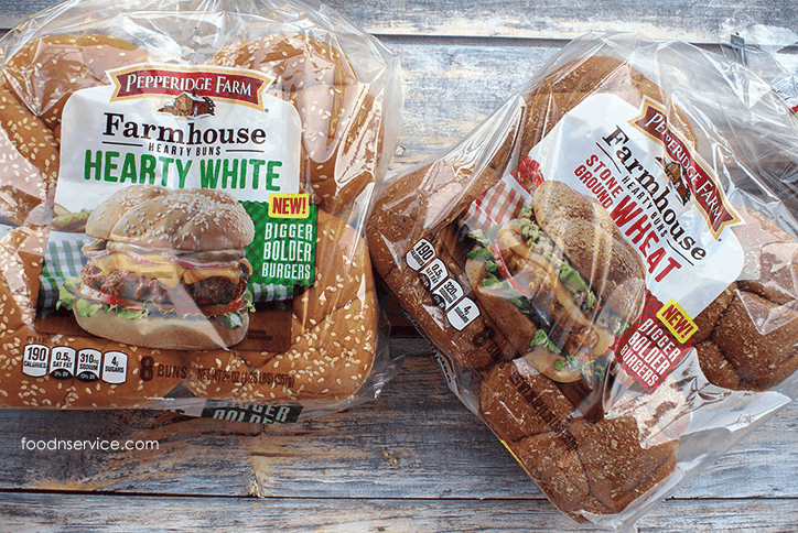 pepperidge farms farmhouse hearty buns image