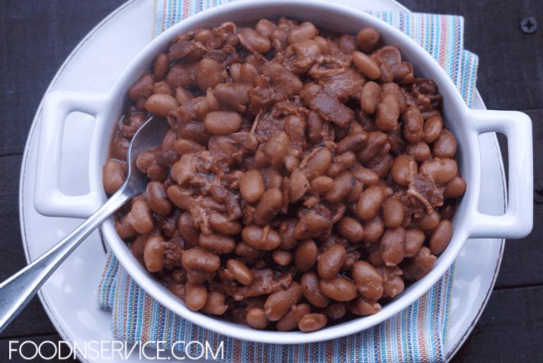 Instant Pot Pinto Beans and Bacon (No Soak)