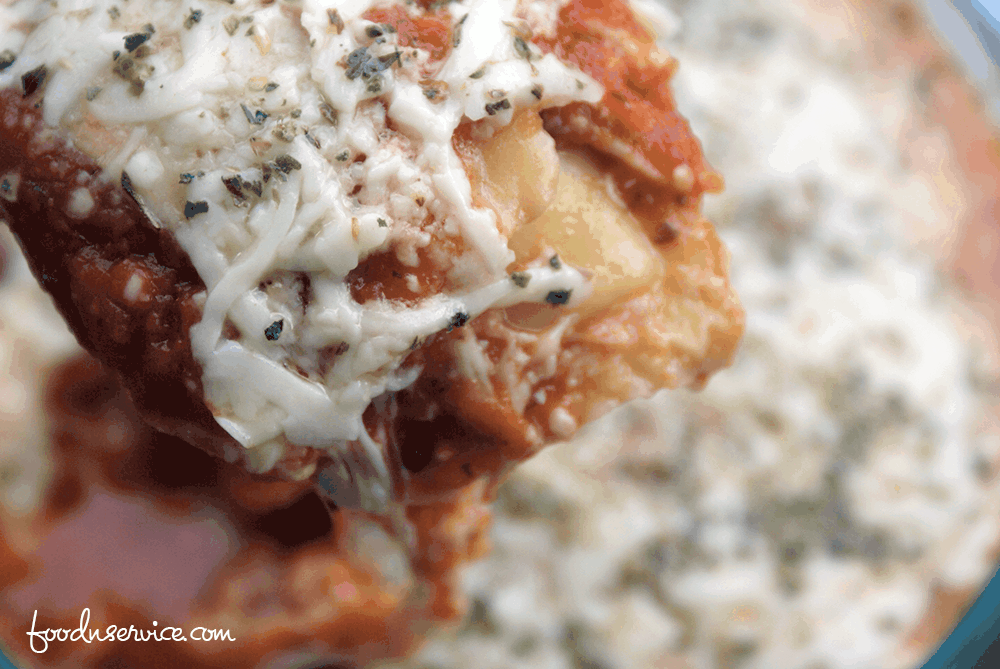 The Best Instant Pot Lasagna