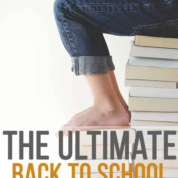 All of the best back to school tips that you could ever need in one easy spot! Including, back to school lunch ideas, how to keep it together, educational apps, and so much more!