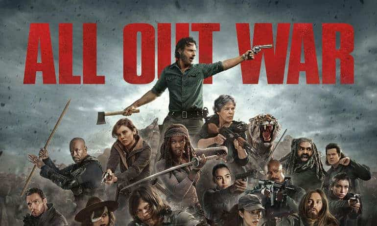 walking dead recipes: All out war on the walking dead