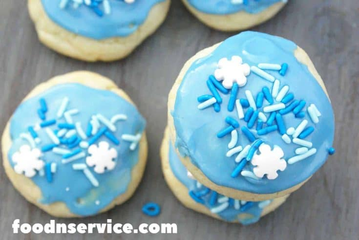 Easy Hanukkah Cookies