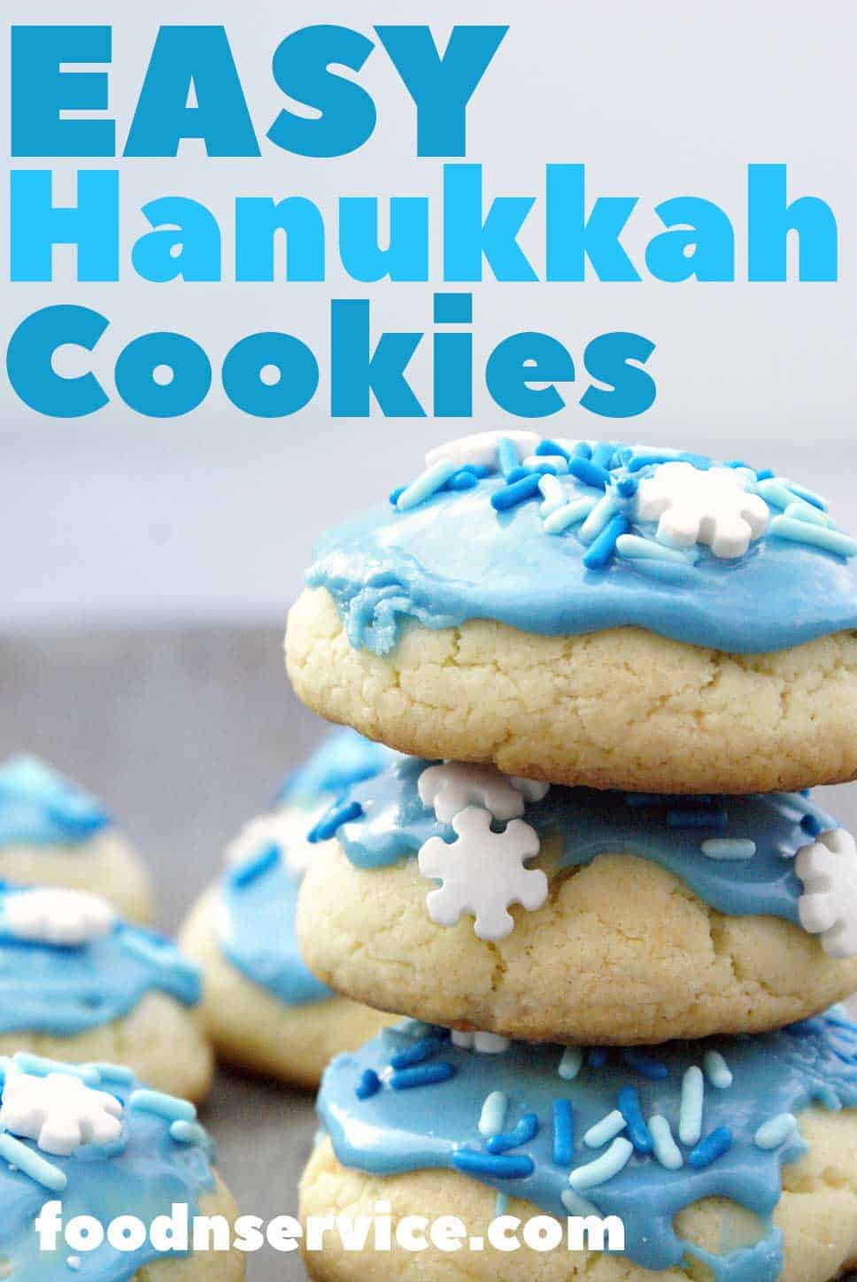 Easy hanukkah cookies recipe made from cake mix easy hanukkah cookies you can whip up in no time during the hanukkah season forumfinder Choice Image