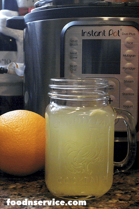 instant pot immune booster tea will help ease your cold. Black Bedroom Furniture Sets. Home Design Ideas