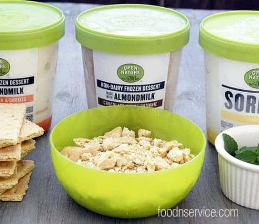 Open Nature® Non-Dairy Frozen Dessert
