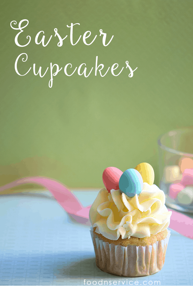Delicious Easter Cupcake Recipe You Need To Make