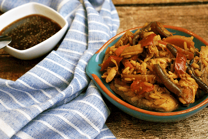 Crockpot Teriyaki Chicken Recipe